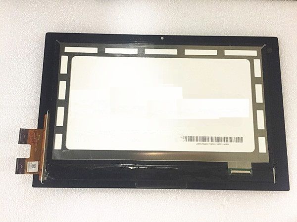 10.1inch LCD display + touch screen panel Digitizer assembly Replacement For  Lenovo miix 2 10 Tablet PC 8 lcd display touch screen digitizer replacement with frame for lenovo miix 2 8 tablet pc free shipping