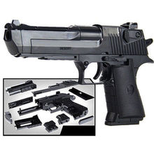 1:10 kids children toys building blocks gun model assembling pistol Desert Eagle все цены