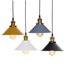 Zhaoke Vintage Pendant Lights Loft Russia Pendant Lamp Retro Hanging Lamp Lampshade For Kitchen Dining Bedroom Home Lighting E27(China)