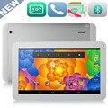 10 дюймов Cortex-A9 1024*800 встроенный 3 Г, WIFI, GPS WCDMA Blutooth 3 Г Quad Core Tablet PC IPS экран