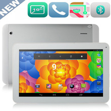Cortex-A9 de 10 pulgadas 1024*800 incorporado 3G WIFI GPS WCDMA Blutooth 3G Quad Core Tablet PC IPS pantalla