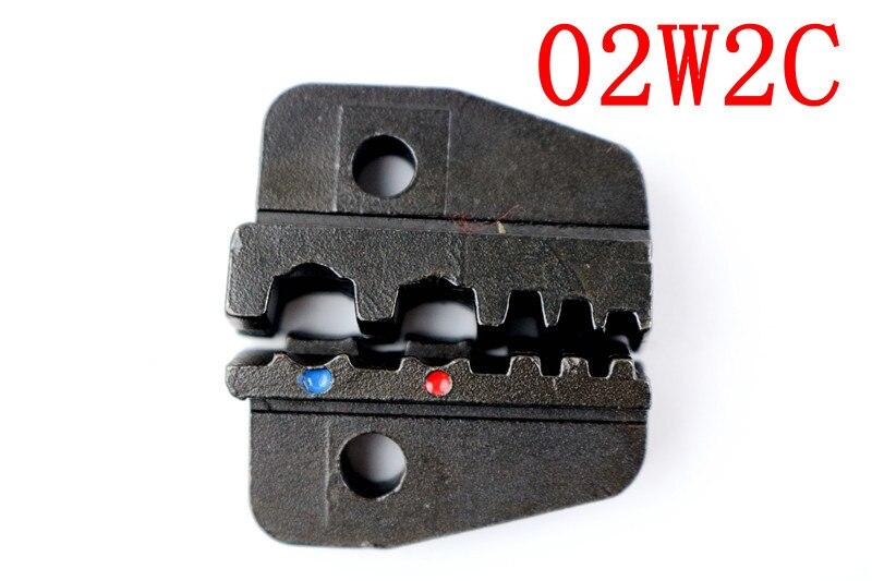 SN02W2C Crimper Die Sets 0.5-2.5mm2 20-13AWG Suit SN48b Die Set Crimping Hot Sale