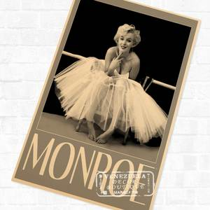 Top 10 Most Popular Marilyn Monroe Ballerina List