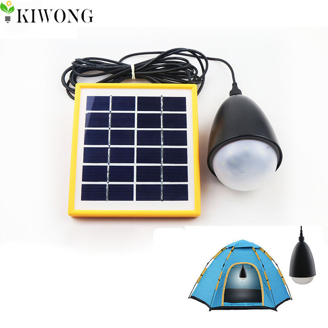 New Solar Ed Light Portable 16 Leds Led Lights Ip65 Waterproof For Outdoor Camping Hiking