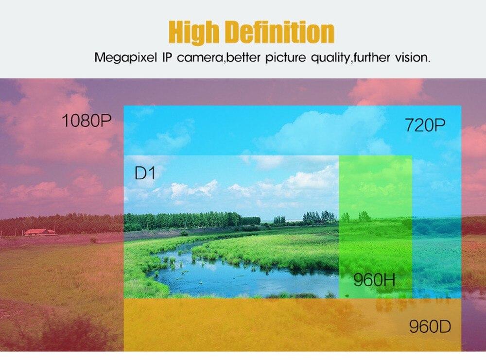 FULL HD 1080P Wireless Wifi IP Camera ONVIF FULL HD 2MP IP Camera Wireless 1080P IR Cut Filter 2 Megapixel Lens CCTV Camara B16W