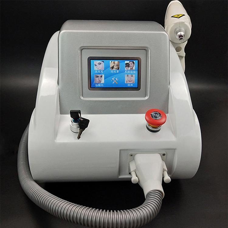 2020 HOT SALE ! Touch Screen Switched Machine Tattoo Removal Eyebrow Pigment Removal Scar Acne Removal 1320nm 1064nm 532nm