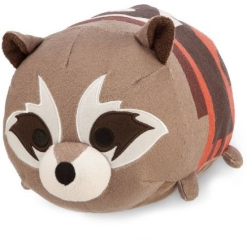 Marvel Raccoon Medium 11 Tsum Tsum Plush Guardians of the Galaxy