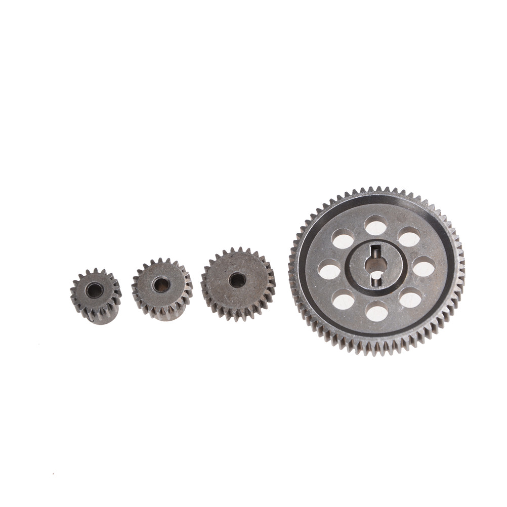 Steel Metal Spur Diff Differential Main Gear 5MM 64T Motor Pinion Gears 3.17MM 17T 21T 26T 11119 11181 11176 11189 HSP Car 1PCSSteel Metal Spur Diff Differential Main Gear 5MM 64T Motor Pinion Gears 3.17MM 17T 21T 26T 11119 11181 11176 11189 HSP Car 1PCS
