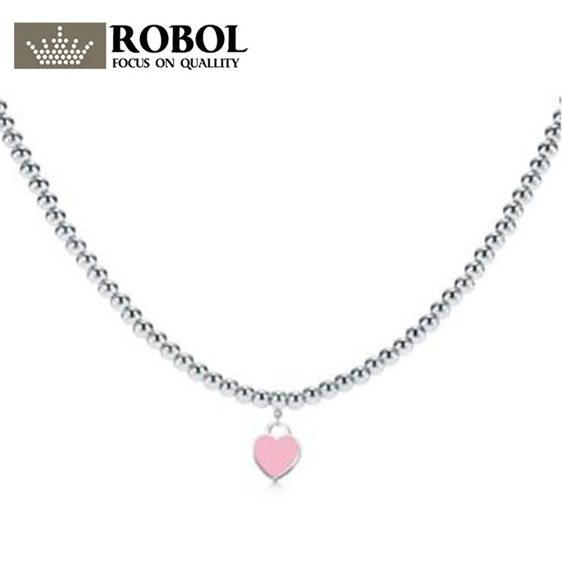 Hearty 925 Silver Necklace Fashion Zircon Pendant Fashionable And Attractive Packages Fashion Jewelry