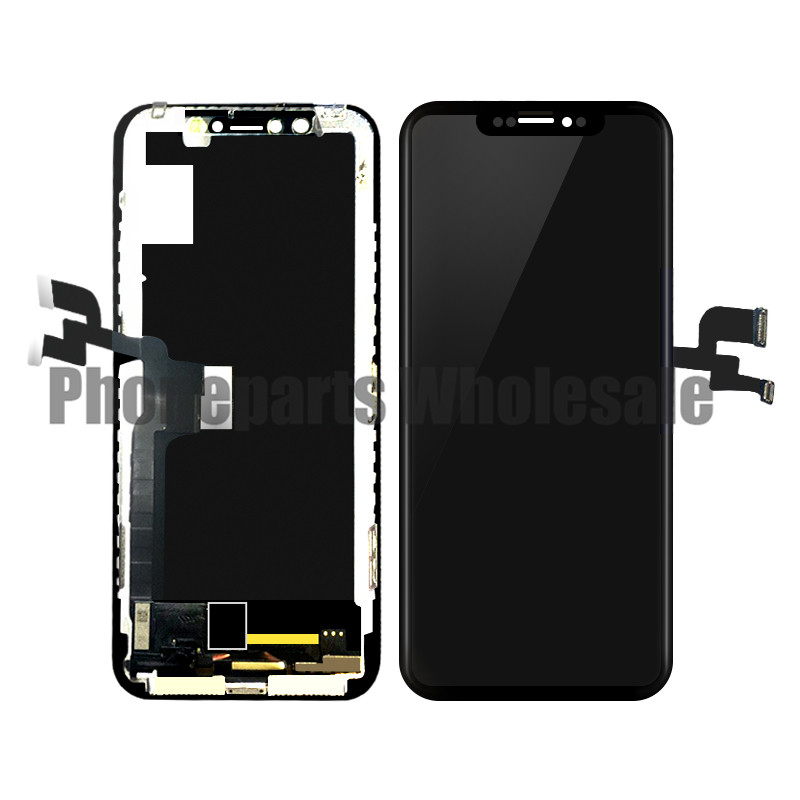 Full LCD Pantalla For iPhone X LCD Display With Touch Screen Digitizer Assembly for iphone Xs