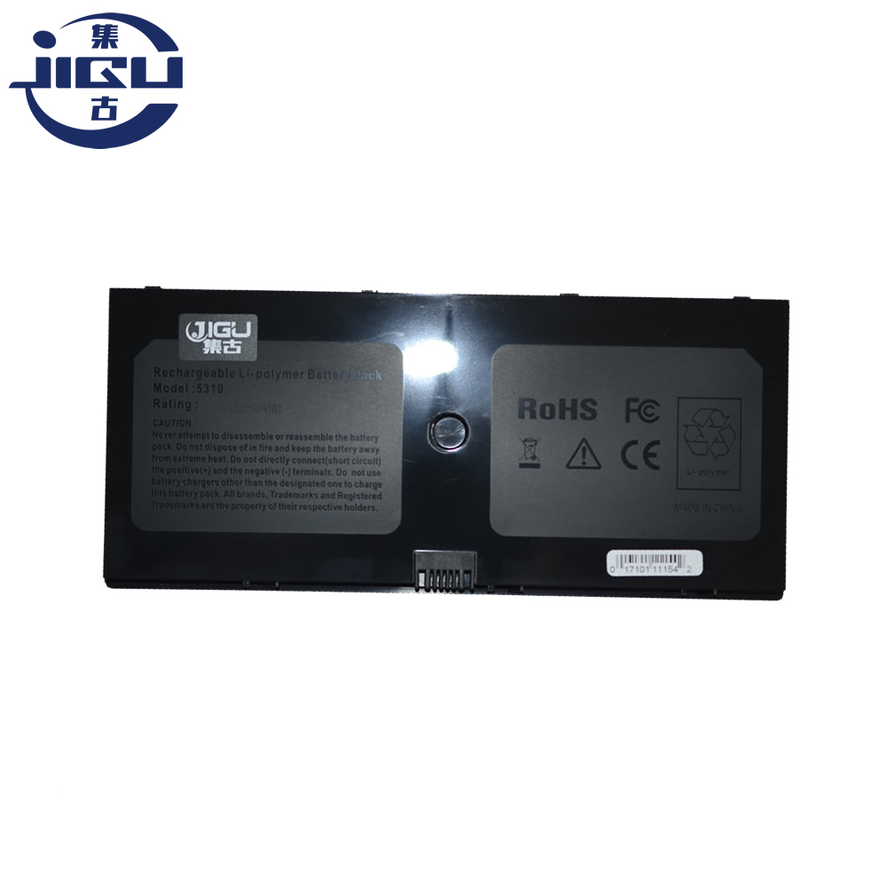 JIGU Laptop <font><b>Battery</b></font> 538693-271 538693-961 580956-001 AT907AA BQ352AA FL04041 HSTNN-C72C FOR <font><b>HP</b></font> <font><b>PROBOOK</b></font> <font><b>5310m</b></font> <font><b>PROBOOK</b></font> 5320m image