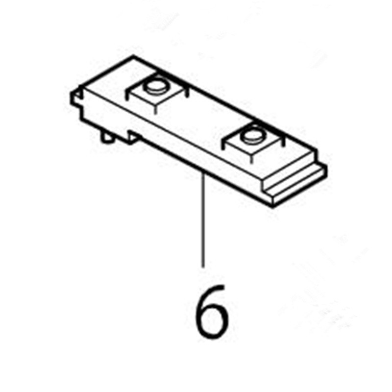 Genuine Switch For Makita 631973-2 UB360D DVC350 CL102D BVC350 BVC340 BUB360 DCL182 аккумулятор for hitatchi 12v 3 0ah ni mh hitachi p 20da r 9 d rb 18 d ub 13d ub 3d 302758 310378 310453 318240 xr hsc eb 1224