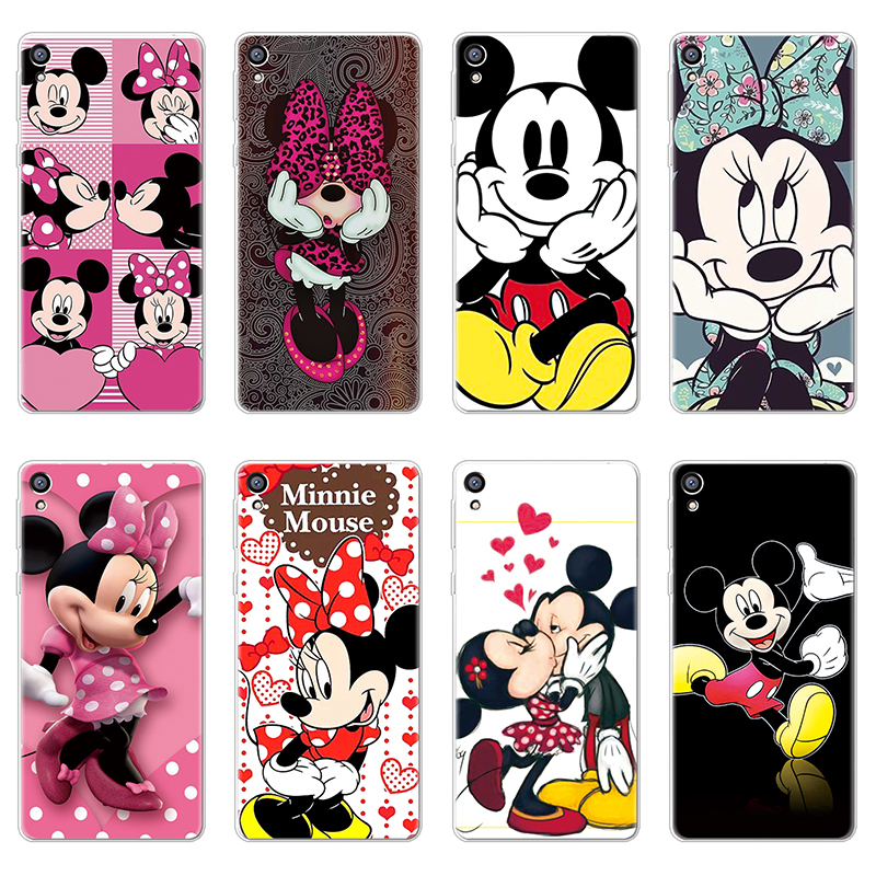 Phone Bags & Cases Cellphones & Telecommunications Minnie Mickey Soft Tpu Cases For Sony Xperia Xz3 Z5 E5 X L1 L2 Xa Xa1 Xa2 Ultra Xz Xz1 Xz2 Plus Compact Case Cover Fundas Coque