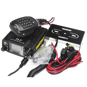 Image 4 - TYT TH 8600 IP67 Wasserdicht Dual Band 136 174MHz/400 480MHz 25W Auto Radio HAM mobile Radio mit Antenne, clip Montieren, USB Kabel