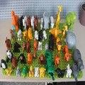 50pcs/lot Duplo Animal Zoo Large Building Blocks Enlighten Child Toys Lion Giraffe Dinosaur Compatible LegoeINGl Brick Kids Gift