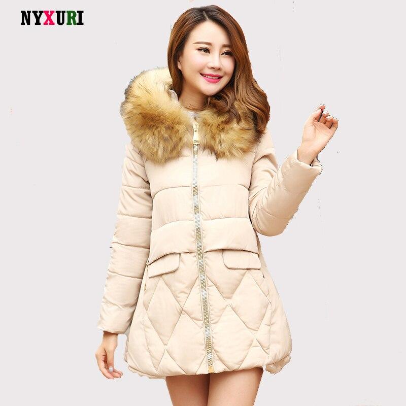 2016 Kış Ceket elmas kafes Parkas Kadınlar Kalın Sıcak Kış Ceket Bayan Dış Giyim Manteau femme hiver Kadın Yüksek Kalite