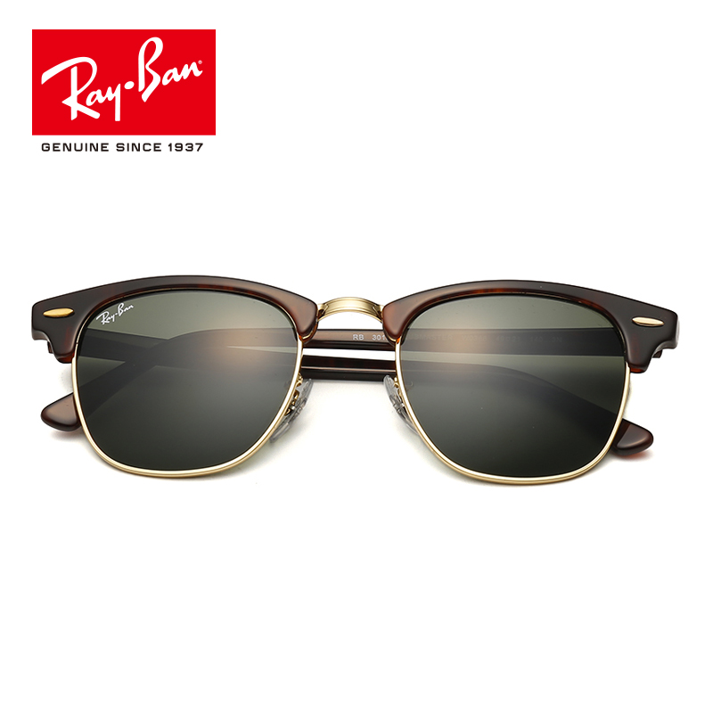 Rayban Retro 2018 Original Brand Designer classic Sunglasses UV Protection Men Women prescription Sun Glasses RB3016-1145/30
