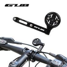 GUB 696 Telescopic Bicycle Computer Mount 31.8mm/25.4mm MTB Road Bike Speedmeter Holder Handlebar Adjustable Compatible Holder