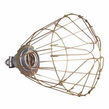 Buy lampshade wire and get free shipping on aliexpress e27 heat infrared lamp shade chandelier led bulb holder shade cover reptile pet lampshade wire diy keyboard keysfo Gallery