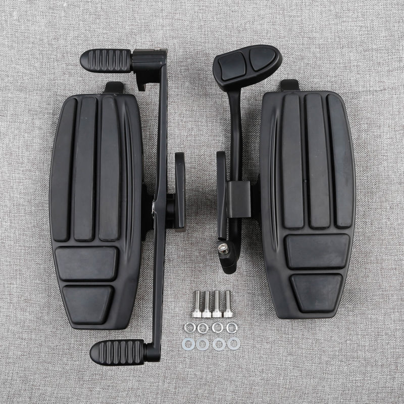 Motorcycle Driver Foot Board Floorboard Kit Pedal For Honda Goldwing GL1800 F6B Models 2001 17 Valkyrie