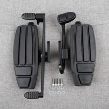 Motorcycle Driver Foot Board Floorboard Kit Pedal For Honda Goldwing GL1800  F6B Models 2001-17 Valkyrie 14-15 motorbike parts