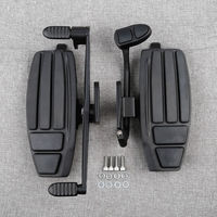 Motorcycle Driver Foot Board Floorboard Kit Pedal For Honda Goldwing GL1800 F6B Models 2001 17 Valkyrie 14 15 motorbike parts