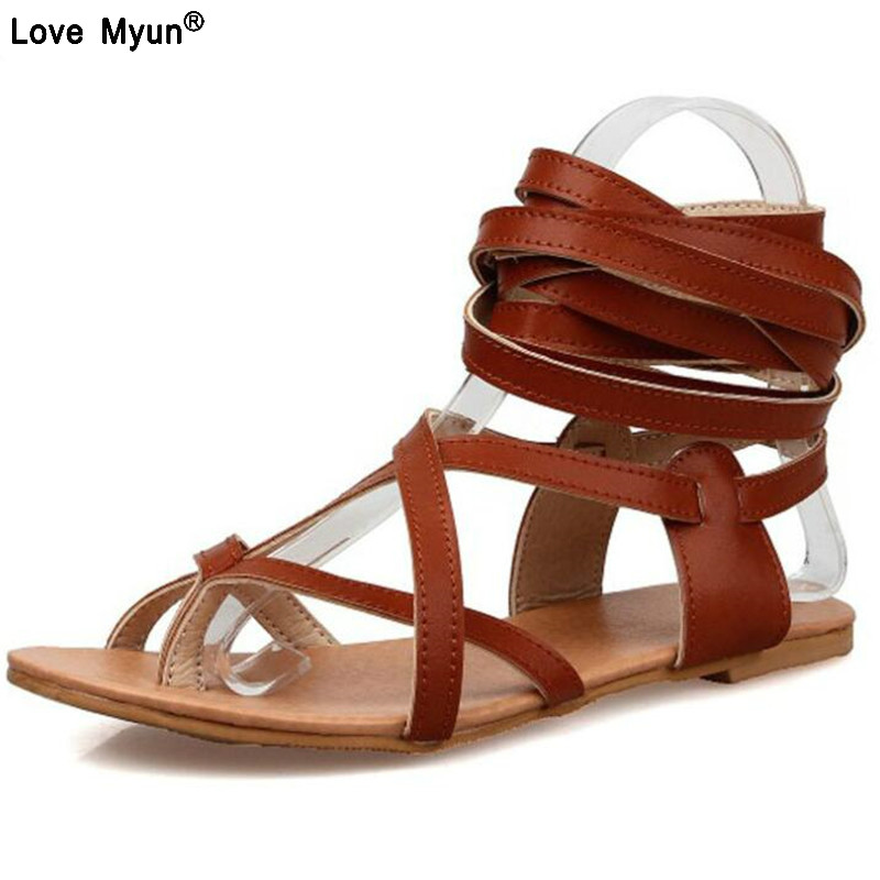 7ebf689a725a Genuine-Leather-Sandals -Woman-Summer-Shoes-Casual-Flat-Heels-Ankle-Strap-Women-Sandals -Black-Brown-White.jpg