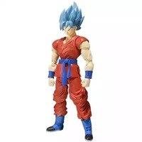 Dragon ball Z Super Saiyan Goku Vegeta Saiyan figuras Dragonball action figure son of goku vegeta model figurine Toys