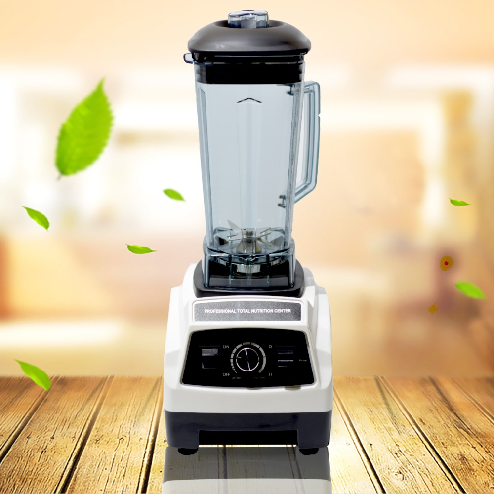 220V/110V Original Motor 3HP BPA FREE commercial smoothies power food mixer juicer electric food processor professional blender no 1 quality bpa free 3hp 2l heavy duty commercial blender professional power blender mixer juicer food processor japan blade