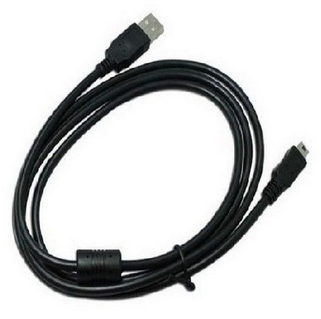 40D 60D 20D 50D USB Data Sync Interface Cable for Canon EOS 10D 30D