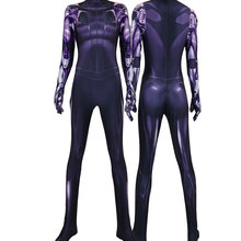 Ainclu New Alita Cosplay Costumes 3D Printed Lycra Spandex A