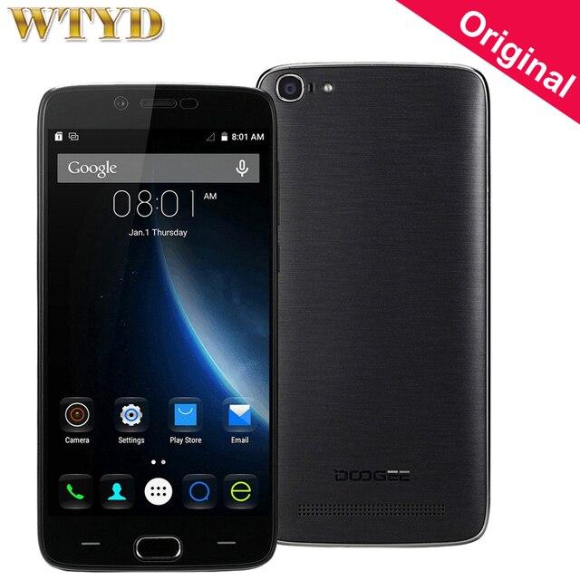 4G DOOGEE Y200 32GB+2GB 5.5 inch Android 5.1 MT6735 64-Bit Quad core Hotknot OTA OTG FDD-LTE 3000mAh