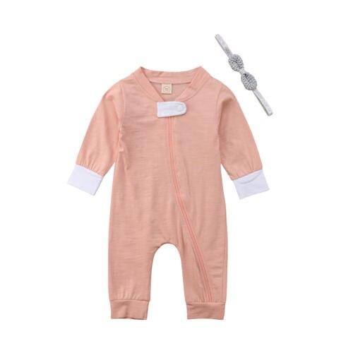 53e697a2e077 Newborn Baby Boys Girls Blanket Sleeper Fashion New Long Sleeve ...