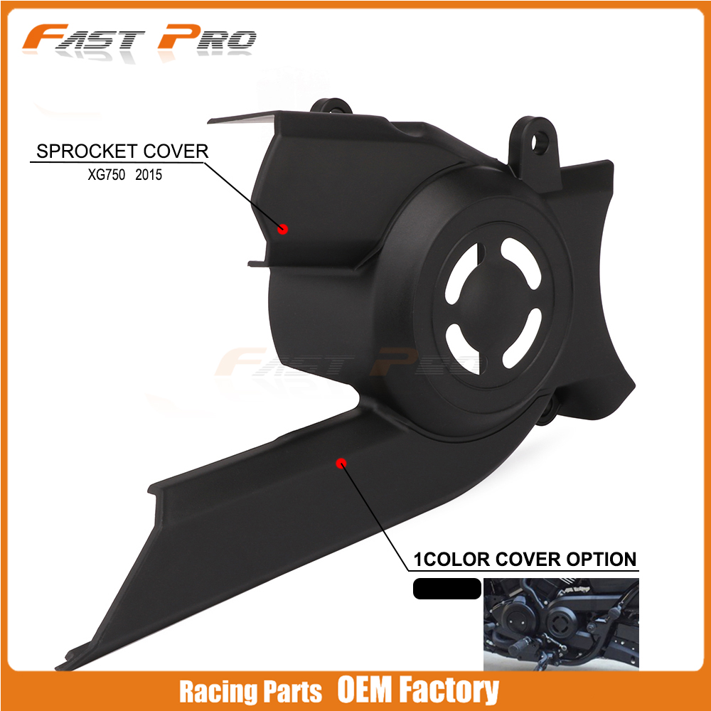 Motorcycle Rear Chain Sprocket Guard Protective Cover For Harley Davidson XG750 XG 750 2015 15 Street BikeMotorcycle Rear Chain Sprocket Guard Protective Cover For Harley Davidson XG750 XG 750 2015 15 Street Bike