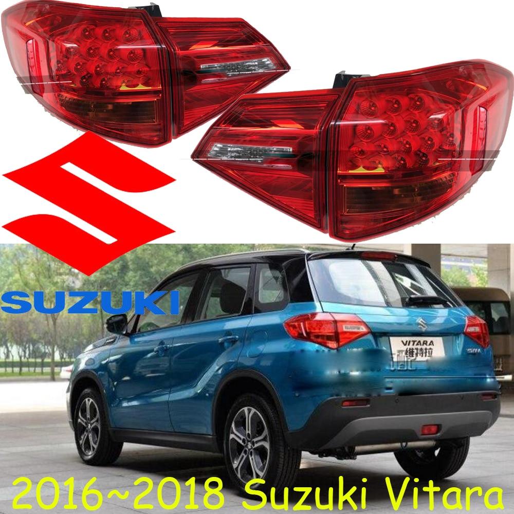 Vitara taillight,2016~2018,Free ship!Vitara rear light,Ciaz,Reno,kizashi,s-cross,samurai,Forenza,Equator,Vitara tail light магазин где можно купить машину reno