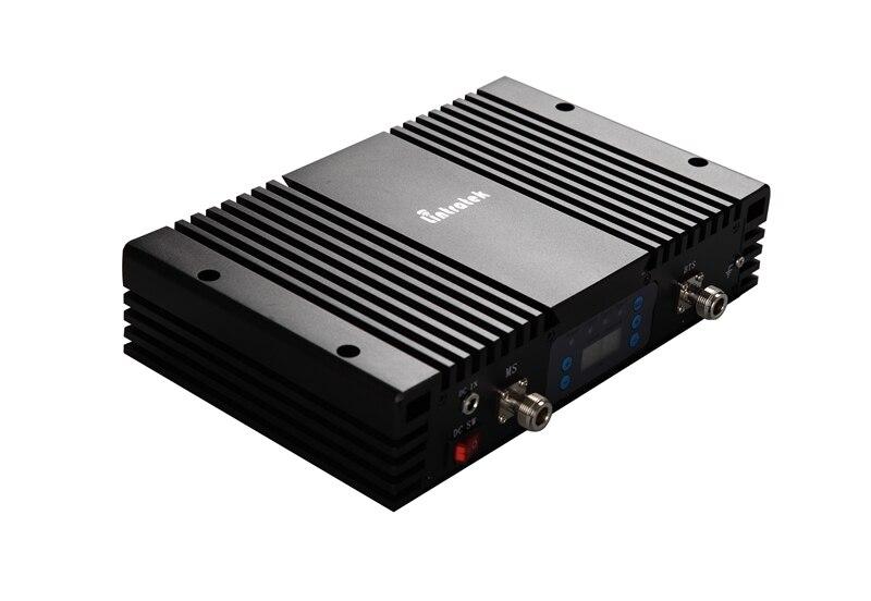 Tri bande GSM 900 mhz 3G UMTS 2100 mhz 4G 2600 mhz 70dB amplificateur cellulaire Mobile GSM 900 3G WCDMA 2100 LTE 2600 Signal répétez S32 - 2