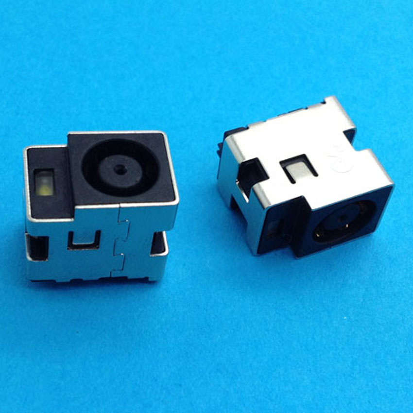 Image 3 - 1x DC Power Jack Socket Port FOR HP Compaq DV3 DV4 DV5 DV6 DV7 DV8 Series-in Computer Cables & Connectors from Computer & Office