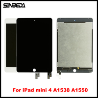 Sinbeda 7 9 Tablet LCD For IPad Mini 4 LCD Display Screen Touch Panel Digitizer Assembly