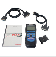 FOR TOYOTA/LEXUS auto t605 Memo Code Reader SUPER AUTO T605 free shipping by china post