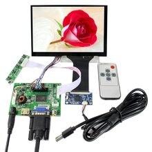Hd mi + vga + 2av + placa de driver de áudio lcd 7 polegada 1280x800 N070ICG-LD1 painel de toque capacitivo