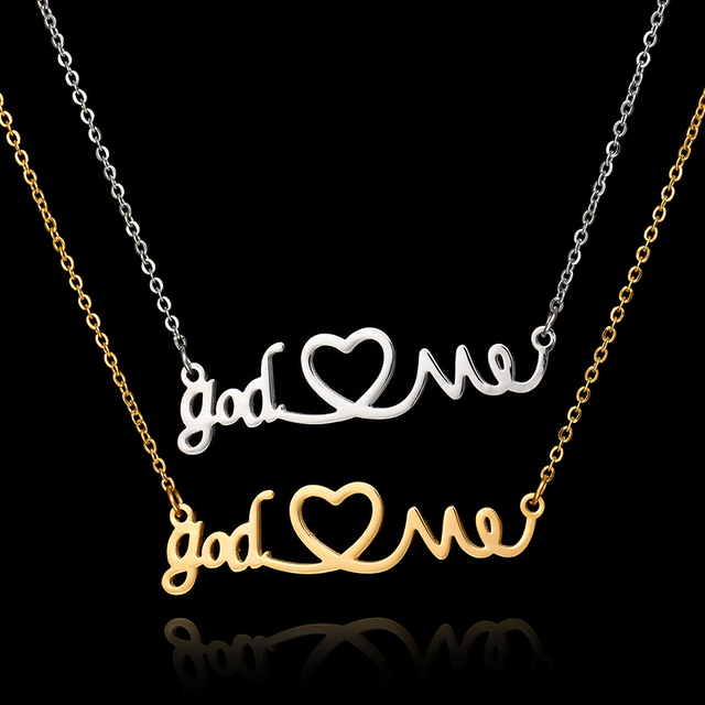 stones collection pendant steel collections gold pendants heart women hypoallergenic necklace miajwl stainless necklaces