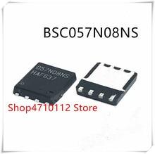 NEW 10PCS LOT BSC057N08NS BSC057N08 MARKING 057N08NS TQFN 8 IC