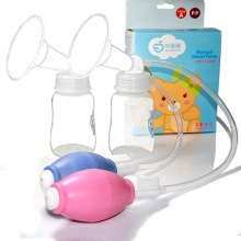 Pregnant Women Comfortable Manual Breast Pump Super Suction Multi-function Factory Direct