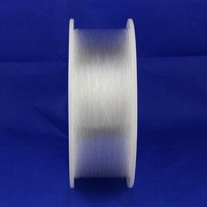Image 4 - 12000 メートル/ロール光ファイバの高品質 0.25 ミリメートル PMMA プラスチック端グロー光ファイバ光ケーブル天井照明装飾