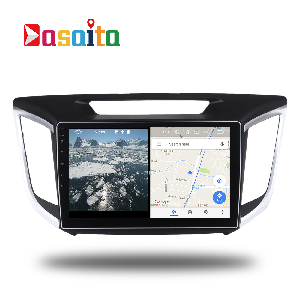 car 2 din radio android 7 1 gps navi for hyundai creta ix25 autoradio navigation head unit. Black Bedroom Furniture Sets. Home Design Ideas
