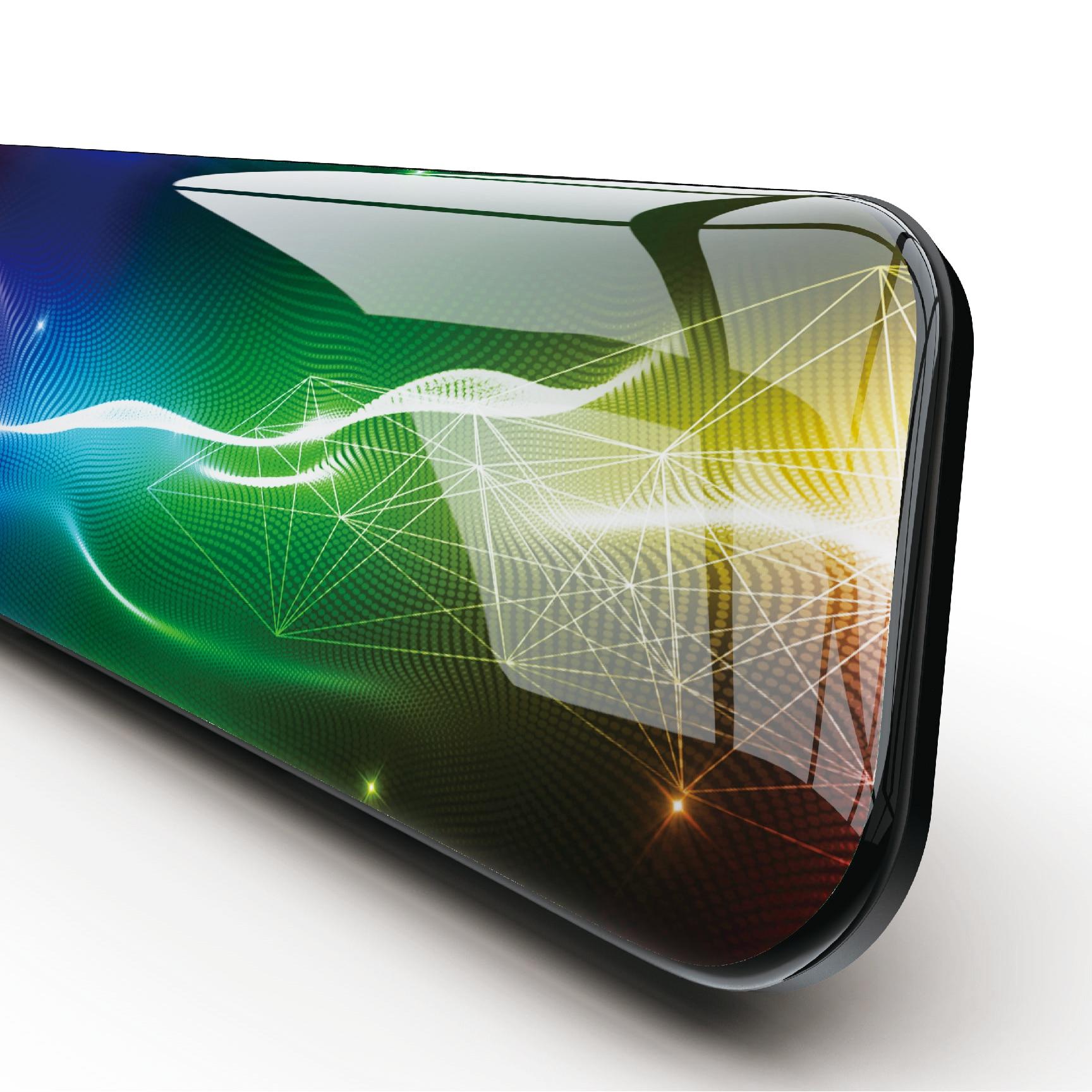PHILIPS 100% оригинальный полный экран 9,35 Дюймов Android IPS сенсорный двойной WIFI зеркало DashCam Автомобильный видеорегистратор Камера