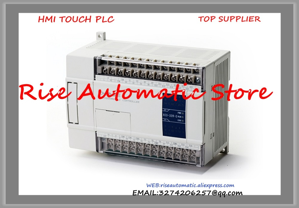все цены на  New Original Programmable Controller Module XC3-24T-C PLC CPU DC24V 14 DI NPN 10 DO Transistors  онлайн