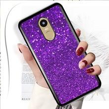Kılıf Için Xiao mi redmi note 4 4X LÜKS Glitter bling yumuşak Telefon kapak Için mi 8 mi 8 Lite redmi 6A 4A 5A 5 Artı S2 Pocopho...
