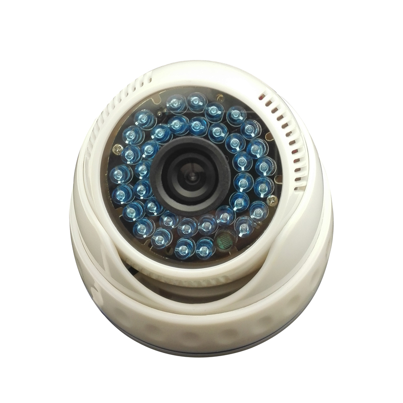 ФОТО LED IR Dome Camera HD 4.0MP Security Night Vision P2P onvif H.264 12V2A power