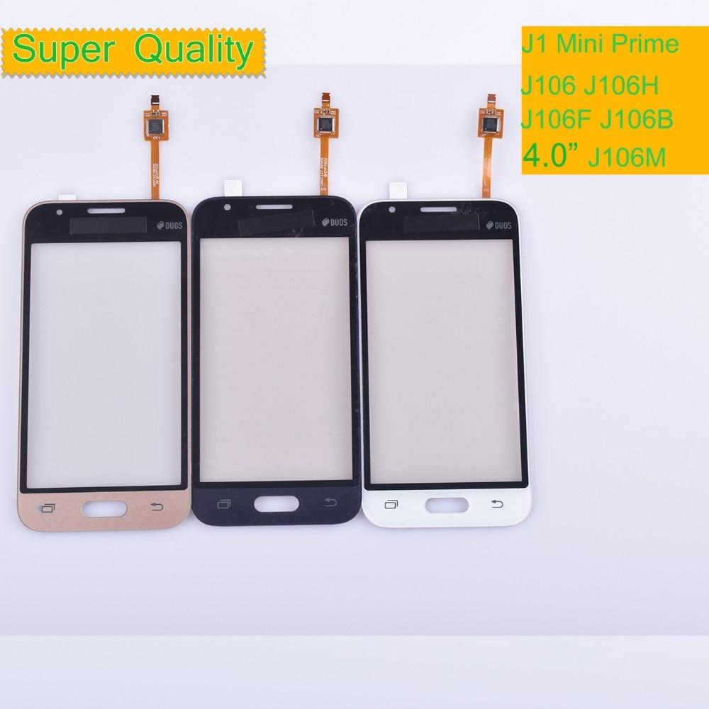50Pcs lot For Samsung Galaxy J1 Mini Prime J106 J106H J106F J106M SM J106F Touch Screen
